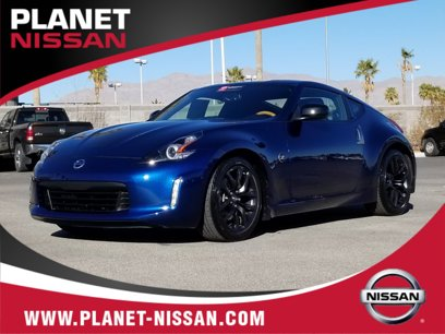 Certified 2019 Nissan 370Z Coupe - 539913893