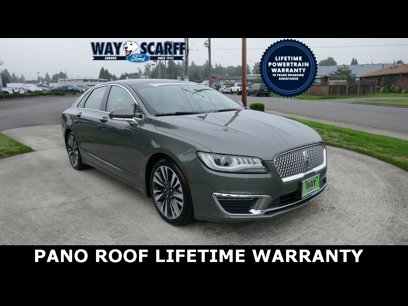Used 2017 Lincoln MKZ Reserve Hybrid - 564652796