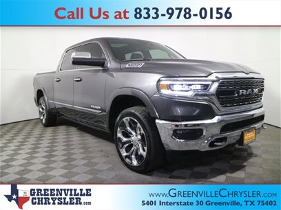 Certified 2020 RAM 1500 4x4 Crew Cab Limited - 543702412