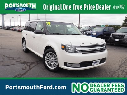 Used 2019 Ford Flex AWD SEL - 530472300