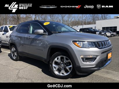Certified 2019 Jeep Compass 4WD Limited - 546712970