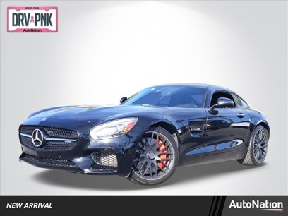 Used 2016 Mercedes-Benz AMG GT S Coupe - 547778315