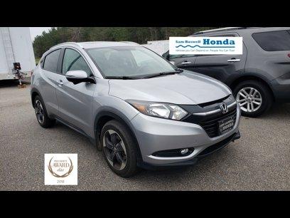 Certified 2018 Honda HR-V FWD EX-L w/ Navigation - 545427812