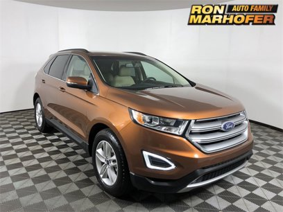 Used 2017 Ford Edge FWD SEL - 555704145
