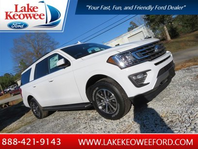New 2020 Ford Expedition Max 4WD XLT - 536137629