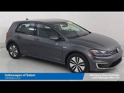 New 2019 Volkswagen e-Golf SEL Premium - 534472754