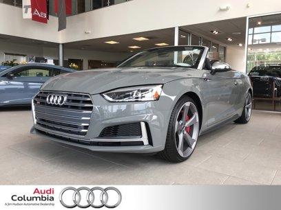 New 2019 Audi S5 3.0T Premium Plus Cabriolet - 533232536