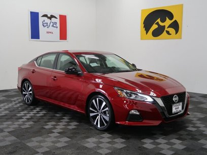 New 2020 Nissan Altima 2.0 SR - 527028620