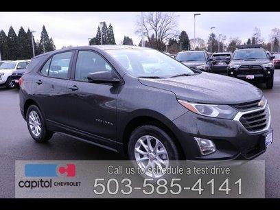 New 2020 Chevrolet Equinox LS - 535676593