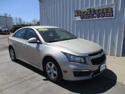 Used 2016 Chevrolet Cruze Limited LT Sedan - 512456095