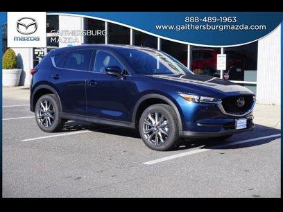 New 2020 MAZDA CX-5 AWD Signature - 539787592