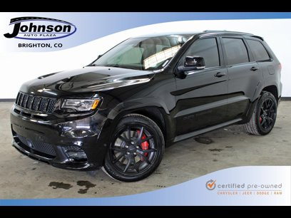 Certified 2019 Jeep Grand Cherokee 4WD SRT - 543963777