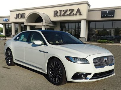 New 2020 Lincoln Continental AWD Reserve - 538090946