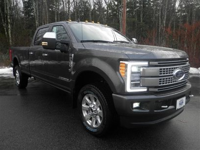 New 2019 Ford F350 4x4 Crew Cab Super Duty - 501506735