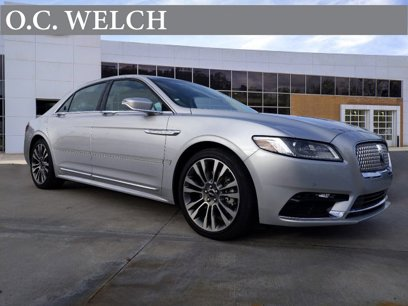 Certified 2017 Lincoln Continental Select - 540771070