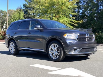 Certified 2016 Dodge Durango 2WD Limited w/ Premium Group - 563114805