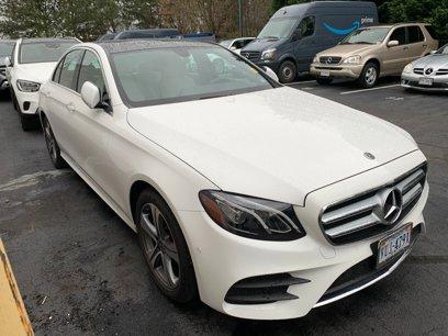 Used 2020 Mercedes-Benz E 350 4MATIC Sedan - 545630051