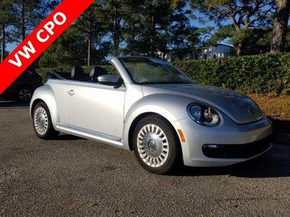 Certified 2016 Volkswagen Beetle 1.8T S - 543451369