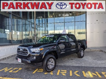Certified 2019 Toyota Tacoma 4x4 Double Cab - 544244748