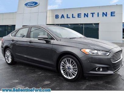 Used 2015 Ford Fusion SE - 563615593