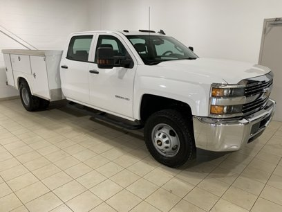 Used 2015 Chevrolet Silverado 3500 W/T - 535091321