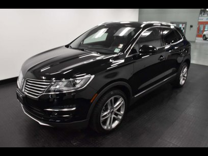 Certified 2018 Lincoln MKC AWD Reserve - 543040926