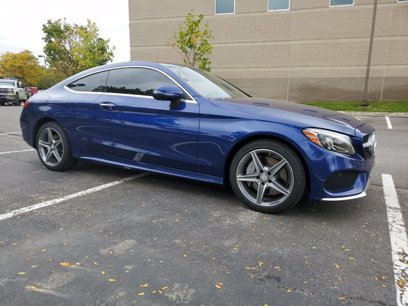 Certified 2017 Mercedes-Benz C 300 4MATIC Coupe - 564945274