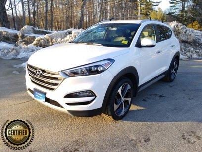 Certified 2017 Hyundai Tucson Limited - 544225075