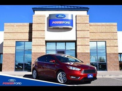 Used 2017 Ford Focus Titanium Hatchback - 541669562