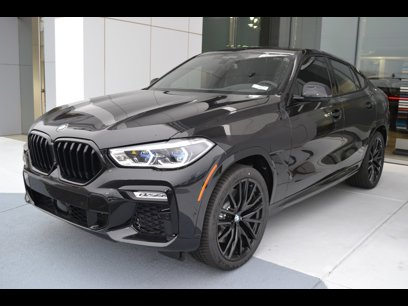 New 2020 BMW X6 sDrive40i w/ Executive Package - 546666367