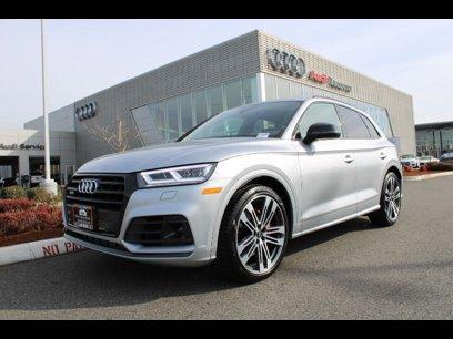 New 2020 Audi SQ5 Premium Plus - 544992871