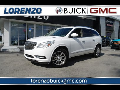 Buick Enclave For Sale In Hialeah Fl 33013 Autotrader