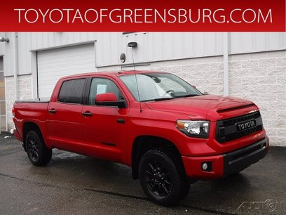 Certified 2017 Toyota Tundra TRD Pro - 543821401