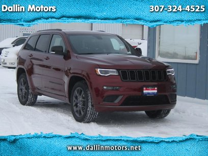 New 2020 Jeep Grand Cherokee 4WD Limited - 533298635