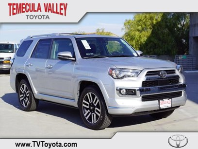 New 2020 Toyota 4Runner Limited - 535905777