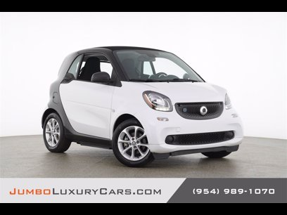 Used 2018 smart fortwo electric drive Coupe - 561992559