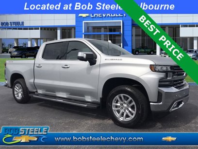 Used 2019 Chevrolet Silverado 1500 LTZ - 531334809