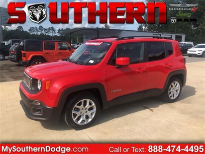 Used 2017 Jeep Renegade FWD Latitude - 522505930