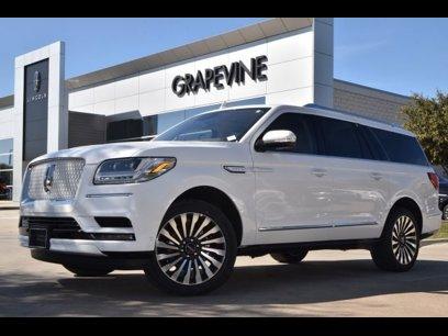 New 2020 Lincoln Navigator L 4WD Reserve - 544397729