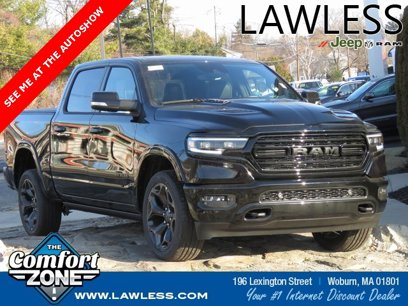 New 2020 RAM 1500 Laramie Limited - 541230509