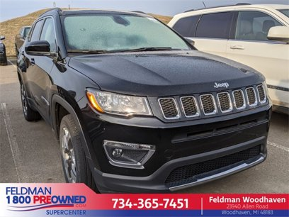 Used 2019 Jeep Compass Limited - 537878228