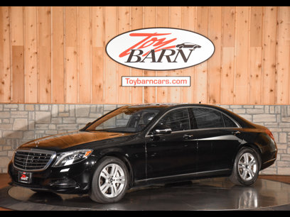 Used 2017 Mercedes-Benz S 550 4MATIC Sedan - 568007230