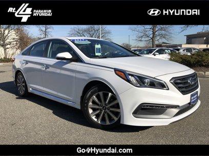 Certified 2017 Hyundai Sonata - 541460862