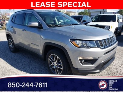 New 2020 Jeep Compass FWD Latitude - 538810221