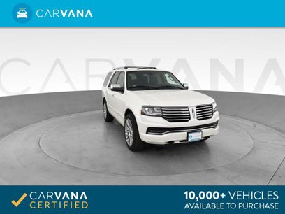 Used 2015 Lincoln Navigator 4WD - 548751232