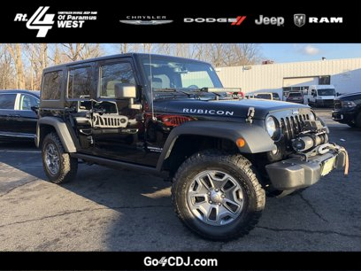 Certified 2015 Jeep Wrangler 4WD Unlimited Rubicon - 538194653