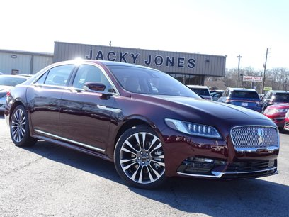 New 2020 Lincoln Continental AWD Reserve - 539762752