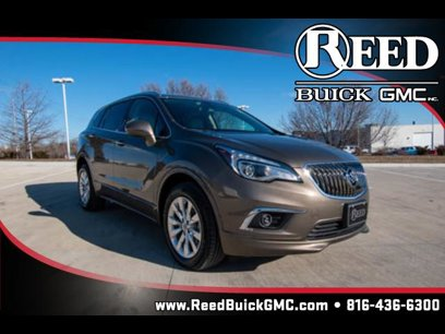 Certified 2017 Buick Envision AWD Essence - 544891310