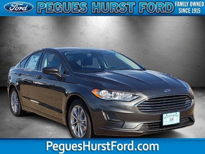 Ford Dealership Tyler Tx >> 2020 Ford Fusion For Sale In Tyler Tx 75798 Autotrader