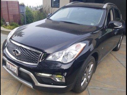 Certified 2017 INFINITI QX50 AWD w/ Premium Plus Package - 569407936